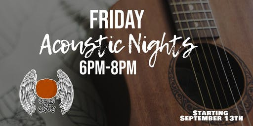 Friday Acoustic Nights
