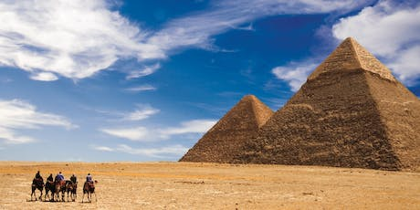 Free Information Evening: Discover Egypt, Jordan & the Middle East tickets