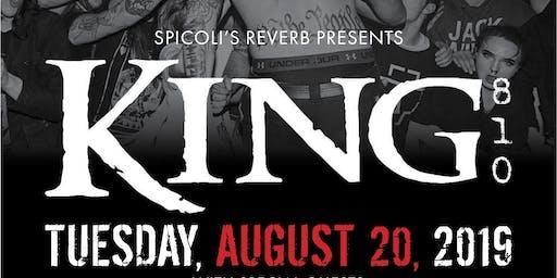 King 810 at Spicolis!