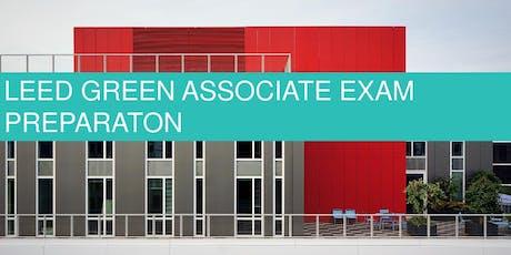 LEED Green Associate Exam Prep Course - Fall  2019 tickets