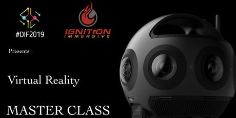 Virtual Reality Master Class  - Learn, Create, Immerse tickets