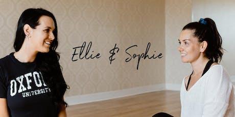 Atelier avec Sophie et Ellie  billets
