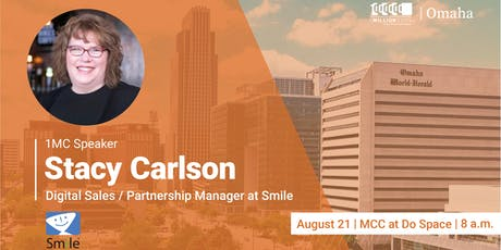 1 Million Cups with Stacy Carlson, Smile tickets