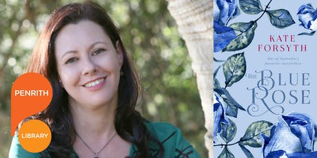An evening with  Kate Forsyth tickets