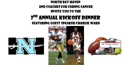 North Bay Haven's 2nd Annual Kickoff Dinner tickets