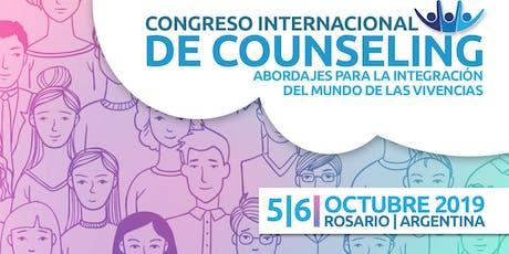 CONGRESO INTERNACIONAL DE COUNSELING entradas