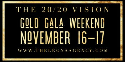 Gold Gala Weekend The 20/20 Vision
