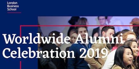 LBS Worldwide Alumni Celebration 2019 tickets