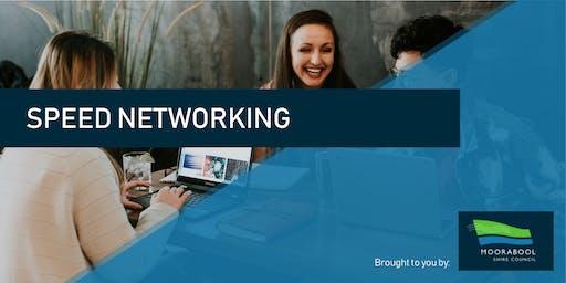 Speed Networking Event - Moorabool