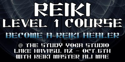 Reiki Level 1 Certifiction