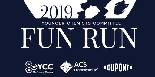 YCC Fun Run Sponsored by Dupont at the Fall 2019 ACS National Meeting