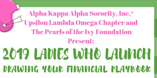 "Ladies Who Launch - ""Drawing Your Financial Playbook"""