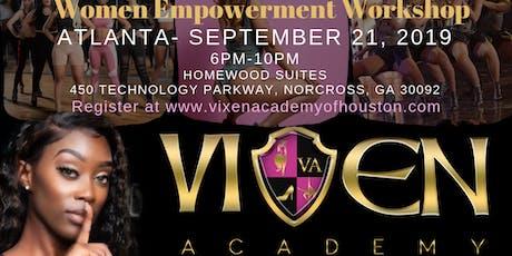 Atlanta Women Empowerment Tour- Girl's Night tickets