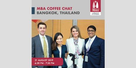 MBA Coffee Chat Bangkok tickets