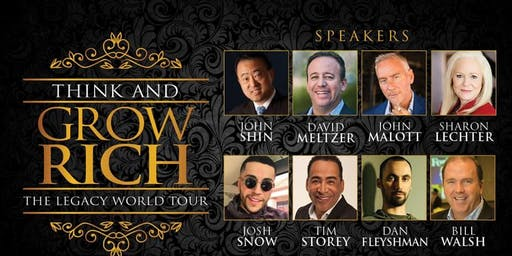 Think & Grow Rich Global Tour Dallas TX