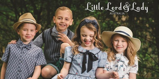 Little Lord & Lady Australia SS19 Launch & AbleFinder Charity Fundraiser