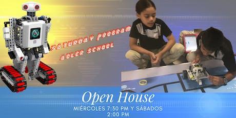 Taller de Robótica Miércoles y Sábados / Adler School Caguas-Gurabo  tickets