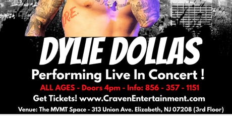 Dylie Dollas - New Jersey Concert tickets