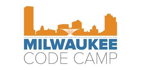 Milwaukee Code Camp 2019 tickets