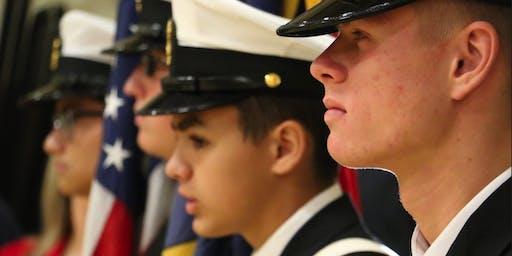 Congressman Mark Walker: Service Academy Day 2019