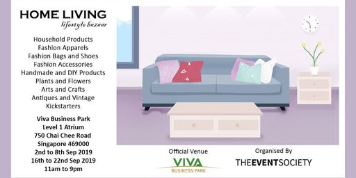 Home Living Lifestyle Bazaar at Viva Business Park