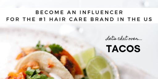 Become an Influencer with the #1 Haircare Brand in the US