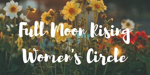 Full Moon Rising Women's Circle