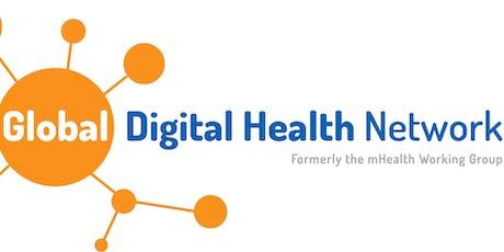 Global Digital Health Network August 28 Meeting tickets