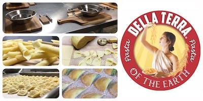 Hands-On Pasta Workshop & Tasting, Ricotta Cavatelli // by Della Terra