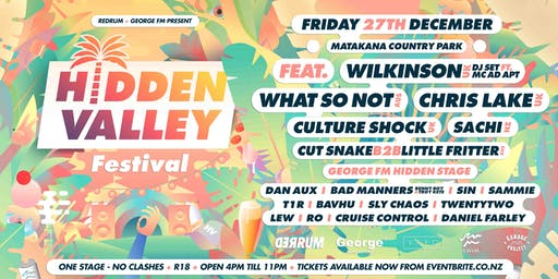 Hidden Valley Festival | 2019 | Buses