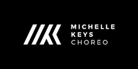 Power Class by Michelle Keys Choreo tickets