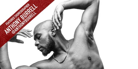 "ATLA TakeOva Dance Conference ""The Push 2019"" featuring Anthony Burrell tickets"