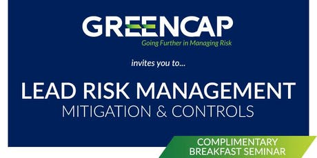 Lead Risk Management - Mitigation & Controls tickets
