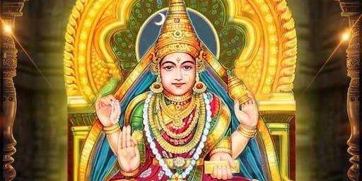 SVBF NORTH Maha Mandalabhishekam: Lalitha SahasranAma Kumkuma Laksharchana