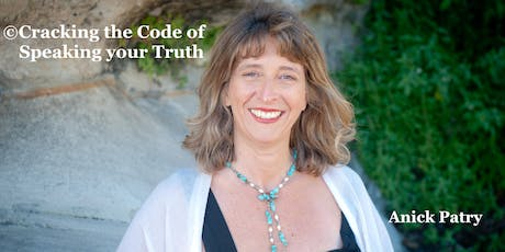 Cracking the Code of Speaking your Truth  tickets