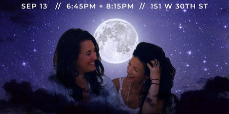 September Full Moon Sound Bath (8:15PM) tickets