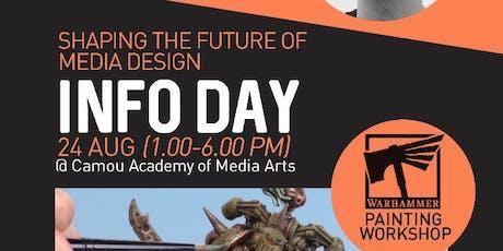 【INFO DAY】95's Designer Talk X WarHammer Workshop tickets
