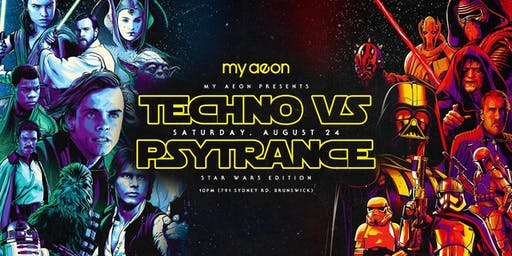 Techno Vs Psy Trance
