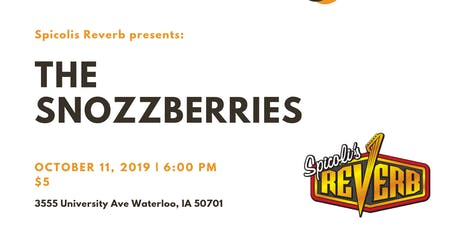 The Snozzberries After Work Show tickets