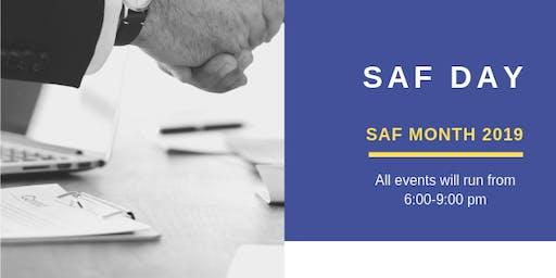 SAF Month: SAF Day