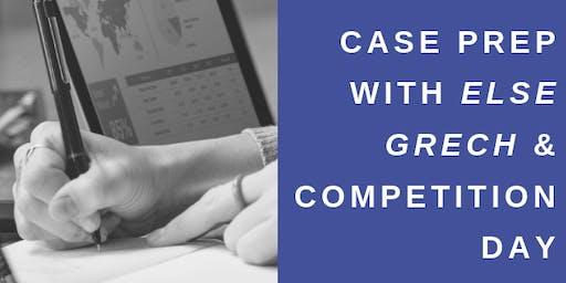 SAF Month: Case Prep & Competition