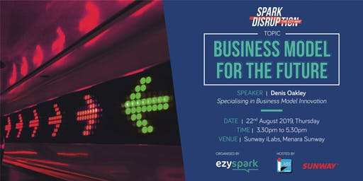 Spark disruption the Ezy-Way - Business Model for the future