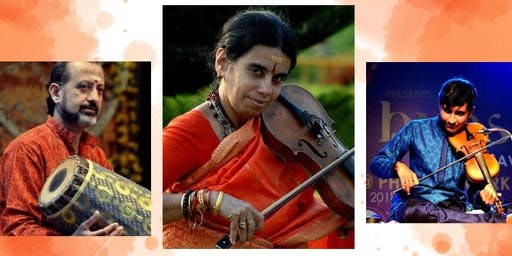 Violin Concert by Padmashri Sangeetha Kalanidhi A. Kanyakumari