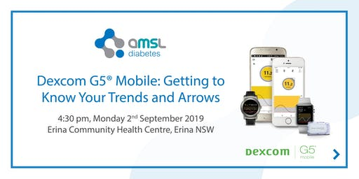 Dexcom G5 Mobile: Getting to Know Your Trends and Arrows