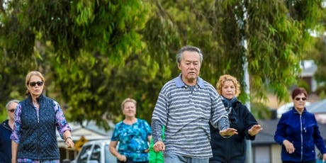 Tai Chi in the Park - October to December 2019 tickets