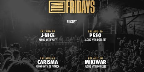 Playhouse Hollywood | TBA Fridays tickets