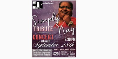 SIMPLY NAY Tribute Concert presented by JNotes Educational Inc