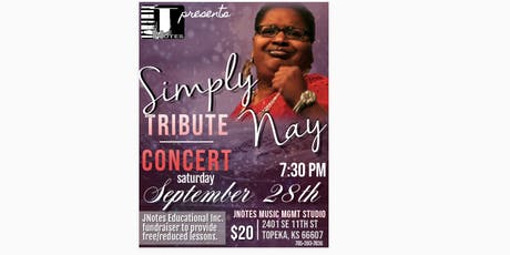 SIMPLY NAY Tribute Concert presented by JNotes Educational Inc tickets