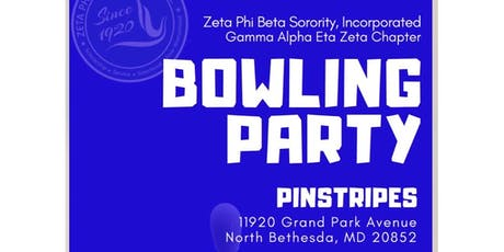 Bowling Party tickets