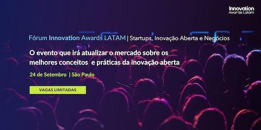 Startups, Inovação Aberta e Negócios -  por Innovation Awards Latam